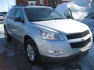2012 Chevrolet Traverse LS AC 8 pass Rear control