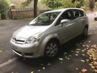 Toyota Corolla Verso 2.2 Diesel 7 Seater