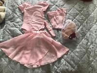 Age 7 Brand New Ballet Oufit