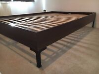 IKEA ENGAN BED FRAME (DOUBLE)
