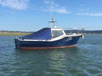 Colvic Seaworker 22 Fishing Boat
