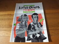Jazzy Duets for 2 Clarinets music book for young players