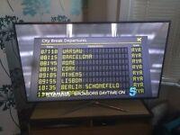 "SAMSUNG 60"" Smart HD, LED, 3D TV"
