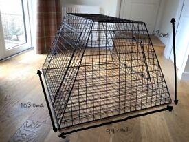 Dog Cage designed to fit Peugeot 308 SW