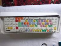 Final Cut Pro (FCP) editors keys keyboard