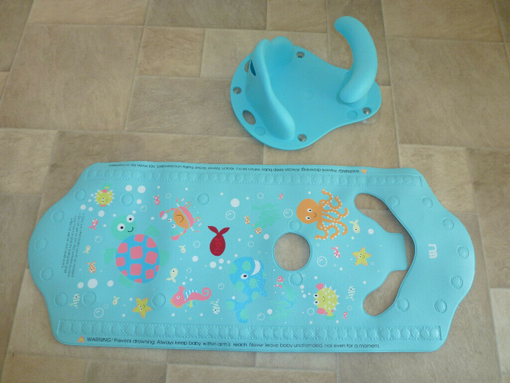 Mothercare Aqua Pod Bath Mat And Support Seat In Marton In Cleveland North Yorkshire Gumtree