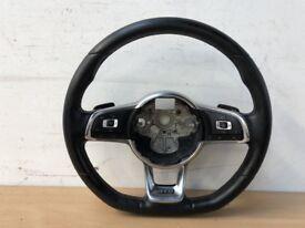 VW Golf MK 7 GTD Steering Wheel DSG
