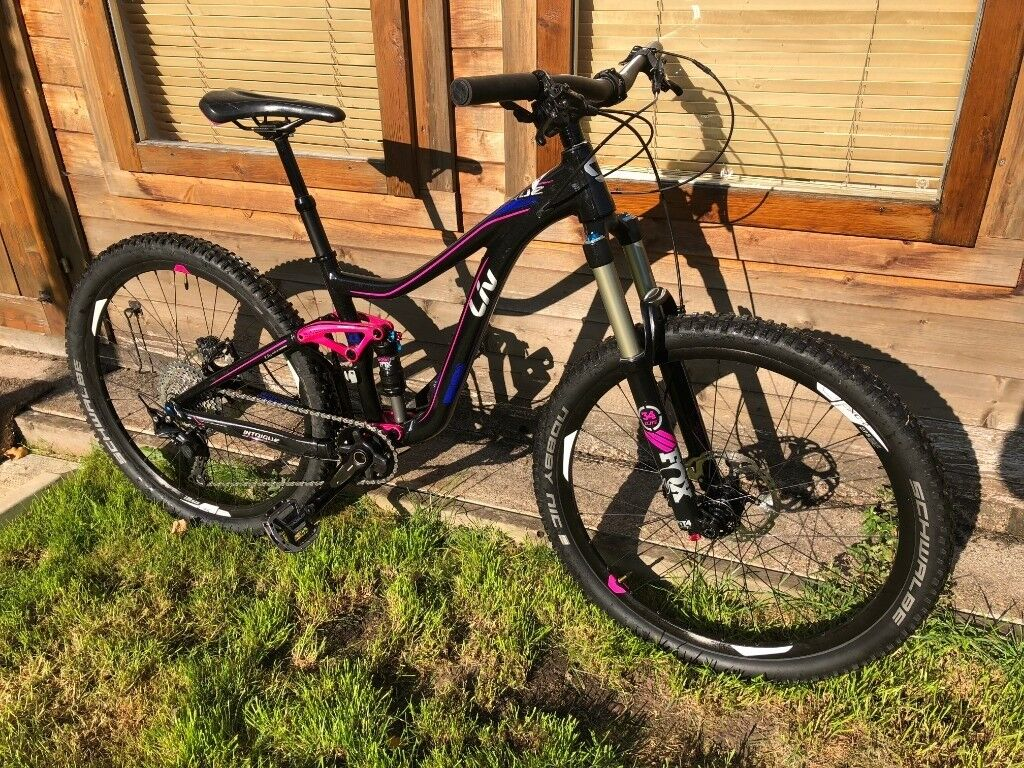 Giant Liv Intrigue 1 Full Sus Women S Mountain Bike 2016 Size Small Vgc In Hucknall Nottinghamshire Gumtree