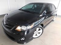 2011 Toyota Corolla XRS MANUEL TOIT MAGS BLUE TOOTH UN SEUL PROP