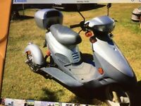 EVT electric trike