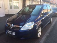 *Immaculate 2008 (58) Vauxhall Zafira 1.8 Petrol Manual*