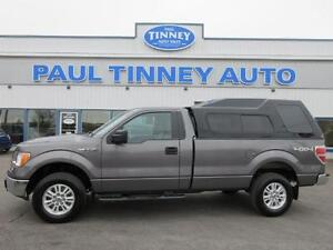 2013 Ford F-150 XLT 8-ft. Bed 4WD Peterborough Peterborough Area image 1