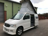 MAZDA BONGO PETROL WITH EXCELLENT SERVICE RECORD, ROOF IN GOOD WORKING ORDER AND IN GOOD CONDITION
