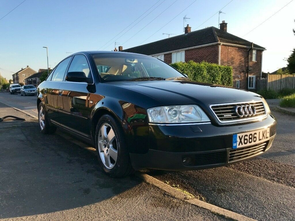 SWAP/SELL Audi A6 2.7T Manual Quattro for bmw rwd drift sleeper