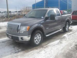 2011 Ford F-150 XLT 4x4 Rear Slider