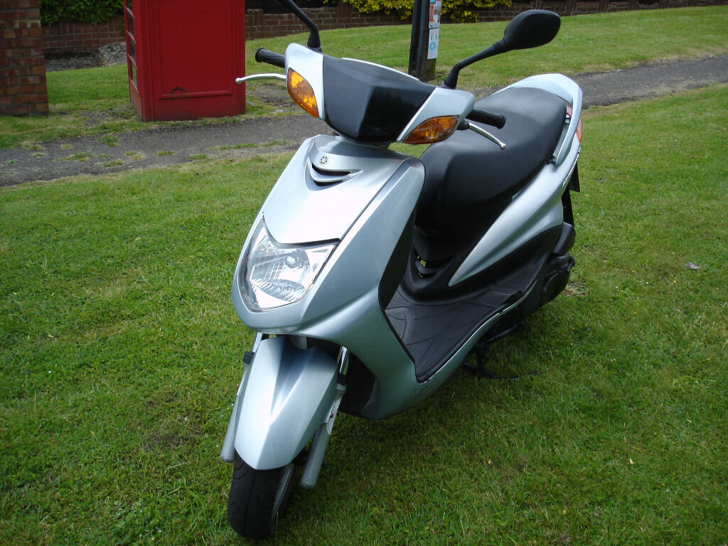 yamaha cygnus x 125 scooter 2006 in wallingford oxfordshire gumtree. Black Bedroom Furniture Sets. Home Design Ideas