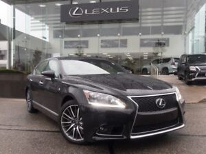2016 Lexus LS 460 F-Sport Package Navigation Backup CAM Sunroof