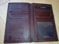 Patrick Cox leather wallet