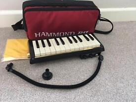 Hammond bb bass melodica with line out.