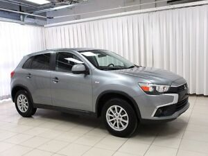2017 Mitsubishi RVR ALL WHEEL CONTROL SUV W/ HEATED SEATS, BLUET