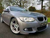 April 2010 (Facelift) BMW 320d M Sport Coupe 181bhp! Xenons! Full Leather! Heated Seats! FBMWSH!
