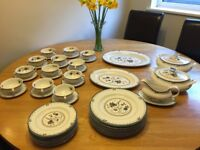 Royal Doulton Old Colony China Dinner Service