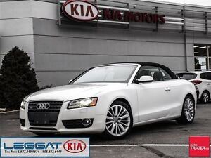 2012 Audi A5 2.0L Premium Plus - No Accident, Quattro, Navigati
