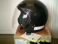 motorbike scooter open face melmet brand new size large