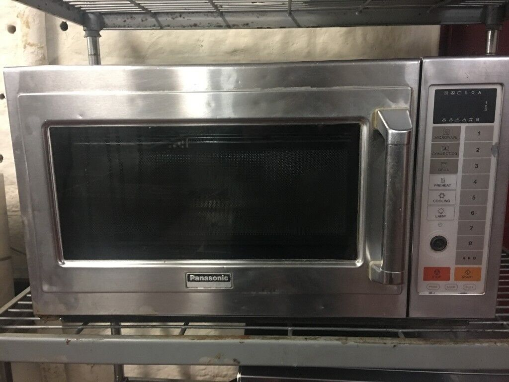 Panasonic Combination Commercial Microwave | in Bradford
