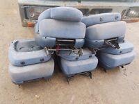Galaxy seats