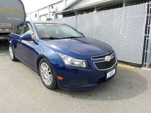 2012 Chevrolet Cruze LT Eco - $7/Day - 17 Chrome Wheels
