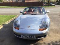 Porsche boxter 2.7