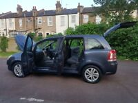 2007 ZAFIRA AUTOMATIC HPI CLEAR 100% ORIGINAL LOW MILEAGE ONLY 1675