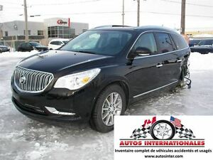 2016 Buick Enclave AWD 2 SUN ROOF