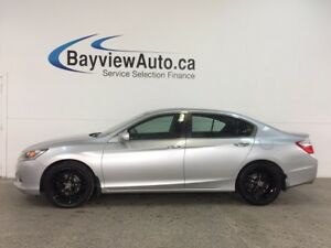 2015 Honda Accord Sport - ALLOYS! SUNROOF! HTD STS! REV CAM!...