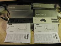 2x Shure M97xe Audiophile Stylus