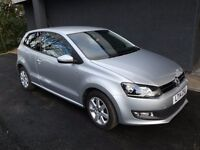 VOLKSWAGEN POLO 1.4 MATCH EDITION DSG 3 Door Hatchback