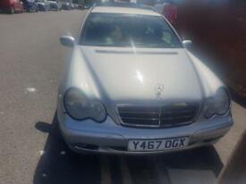 image for Mercedes c200 diesel auto drives superb long mot 495