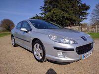 Peugeot 407 2.0 SV 4dr (2004)
