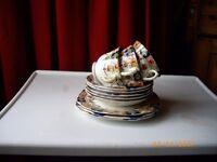 Vintage Doric China Longton Part Tea Set