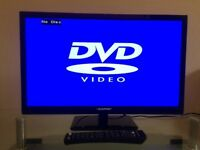 Blaupunkt 24 inch HD Ready LED TV, Freeview, Mint condition
