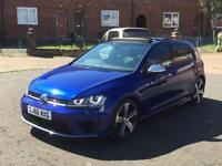 Volkswagen Golf R DSG 2017 (66) Lapiz Blue **FULLY LOADED** - Audi S3 RS3 A45 C63 GTD