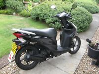 HONDA SCOOTER / MOPED FOR SALE. EXCELLENT CONDITION