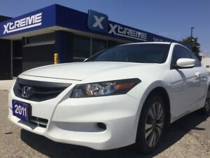 2011 Honda Accord EX// BLUETOOTH/ SUNROOF/ CAR-PROOF ATTACHED