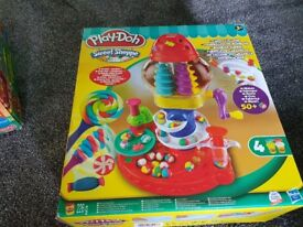 Playdoh Sweet Shoppe machine