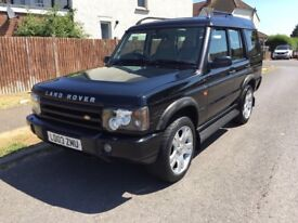 Land Rover Discovery TD5 ES. Automatic. 7 seats. Full service history. Stunning.