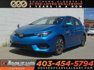 2016 Scion iM Base w/ Backup Camera, Bluetooth