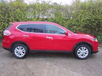 2014 Nissan X-Trail Acenta DCi - Low Mileage, One owner, Full Nissan Service History