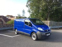 Vauxhall vivaro 1.9 dti low miles clean van reliable van ready to go