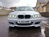 2003 BMW 325ci M Sport Coupe e46